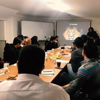 تدریس مهارت های فروش بر اساس مدل های رفتار DISC