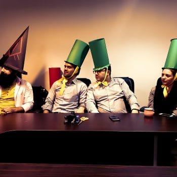 پرونکسو - دوره شش کلاه با تست و تایپ